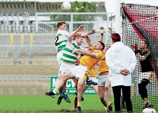 Classy goal by O'Hagan sees off battling RGU side