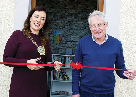 Co Down Rural Community opens new hub in Newcastle