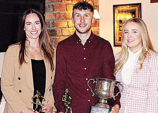 Supporters' Club awards night at Hilltown venue