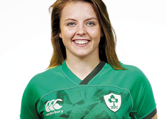 Brittany features in starting line up for Ireland against Spain