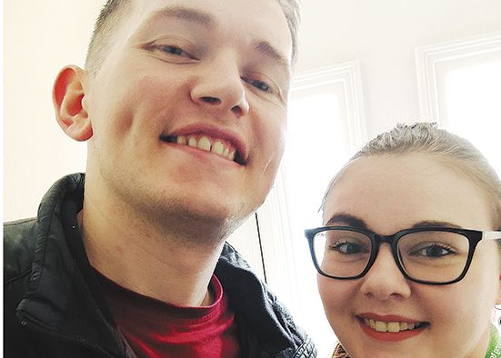 Couple in 48-mile running challenge in aid of NSPCC