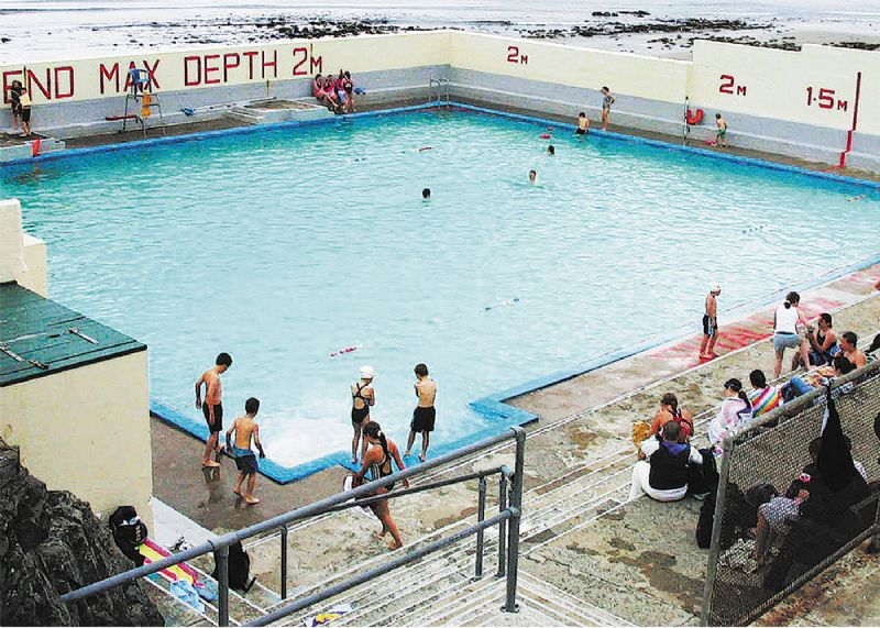 Politicians awaiting report from consultants on Rock Pool repairs