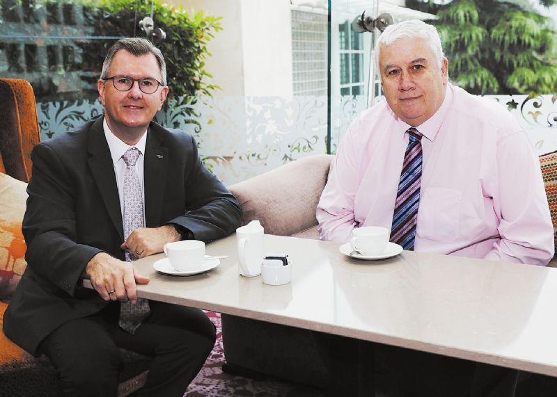 Stalwart Hanna and Owen rejoin DUP after resignations