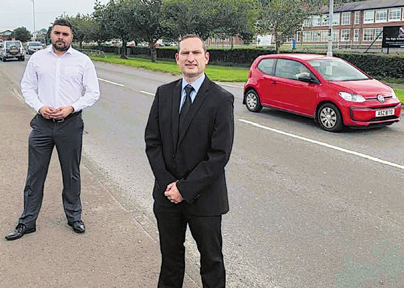Traffic calming appeal at busy school crossing