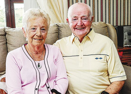 Drumaness couple set to celebrate 60th anniversary