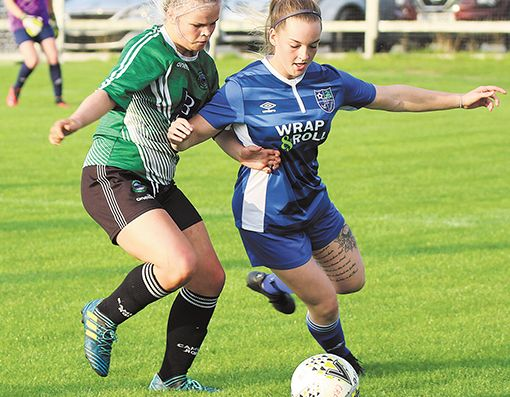 Agony for Kilmore ladies in last-gasp defeat at Camlough