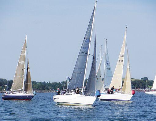 Last regatta of season