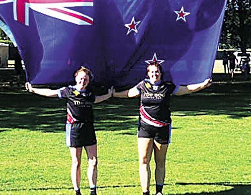Locals triumph in Kiwi competition