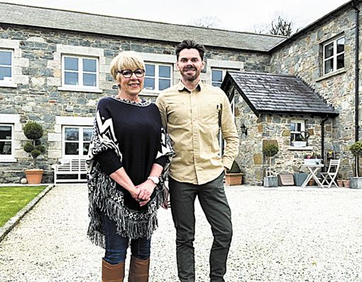 Seaforde home to feature on RTE TV show