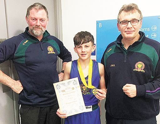 Success for boxers amidst Covid crisis