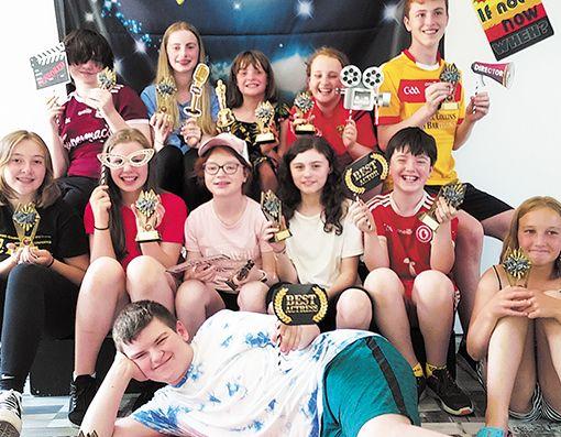 Children enjoy summer extravaganza of drama