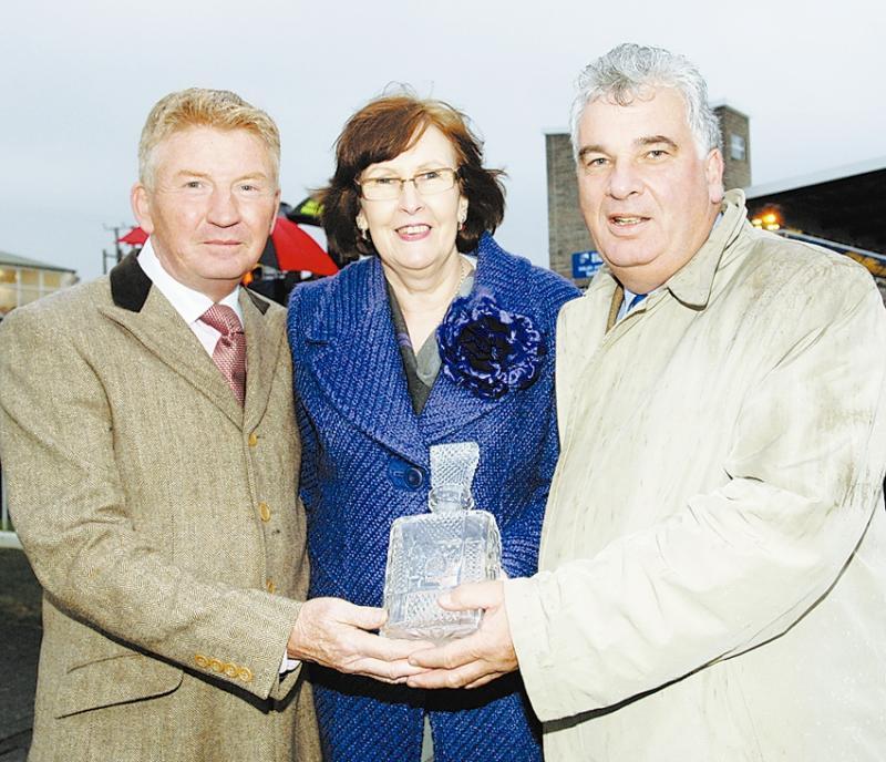 Downpatrick gets improvement award